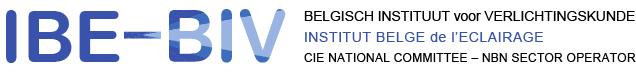 BELGISCH INSTITUUT VOOR VERLICHTINGSKUNDE Logo