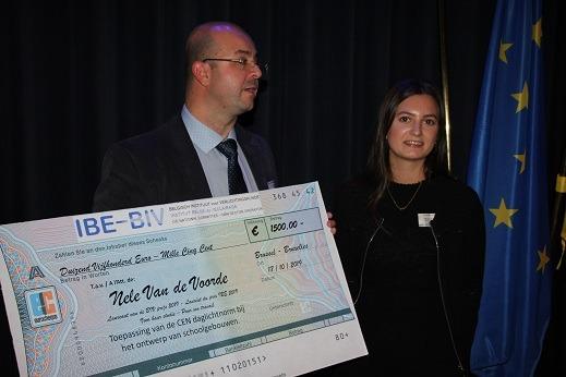 Prijsuitreiking BIV prijs - Bron: BIV